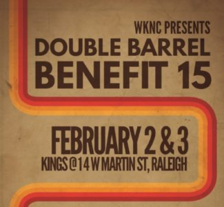 Double Barrel Benefit 15 poster