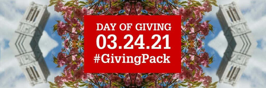 Day of Giving 03.24.21 #GivingPack